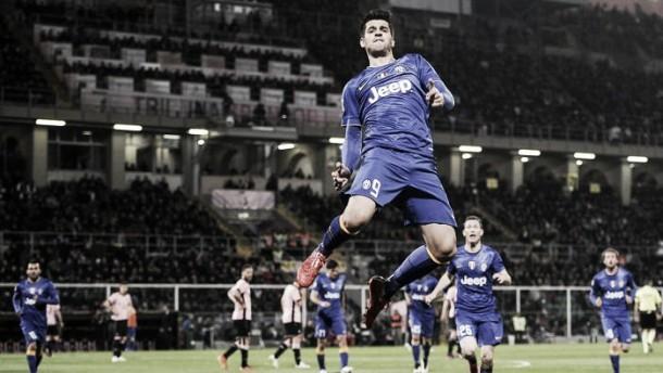 Palermo - Juventus: sur contra norte
