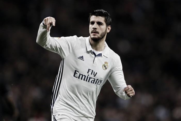 """Morata avverte il Real Madrid: """"Il Napoli gioca molto bene, ma vogliamo vincere"""""""