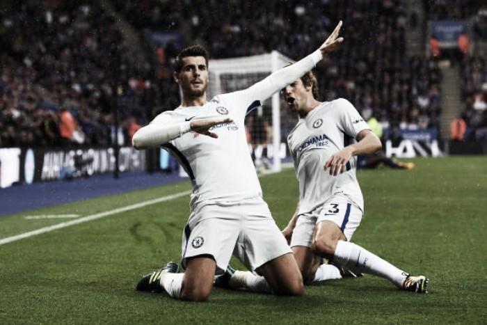 Kanté pratica 'lei do ex', Chelsea vence Leicester e se aproxima dos líderes