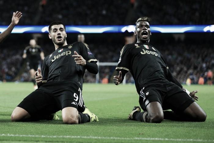 Dirigente da Juventus confirma retorno de Morata ao Real Madrid e nega propostas por Pogba
