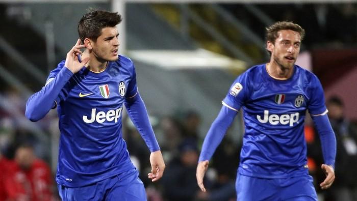 Marchisio e Morata, tra Bayern ed euforia