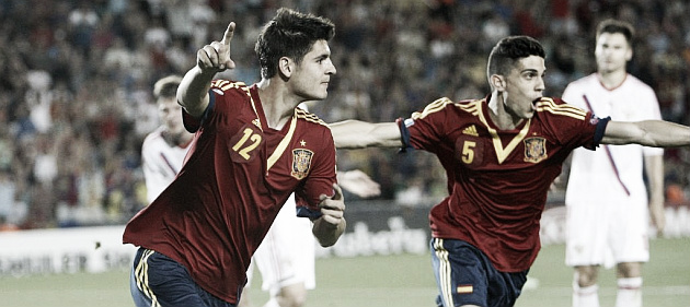 L'Espagne commence par une victoire