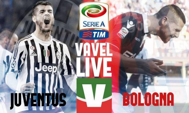 Risultato Juventus - Bologna, Serie A 2015/2016 (3-1): Morata, Dybala e Khedira rispondono a Mounier