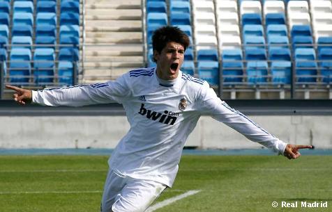 Morata tendrá ficha con el primer equipo