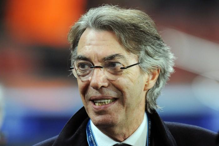 """Inter, Moratti: """"Mancini? Non escludo il rinnovo. Icardi? Vorrei restasse"""""""
