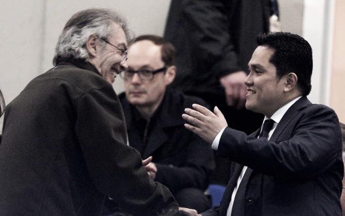"""Moratti saluta l'Inter: """"Auguro a questo club di vincere ancora. Importante che Zanetti resti"""""""