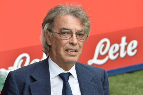 """Inter, Moratti: """"Sono soddisfatto, obiettivo tornare in Champions"""""""