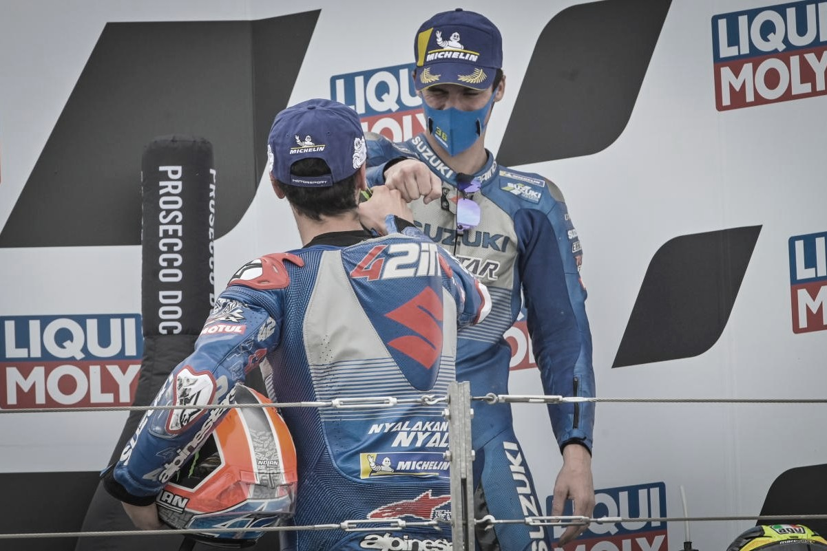 GP Europa MotoGP, testigo de la lucha de los seis candidatos