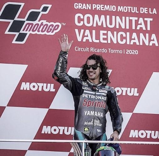 """Franco Morbidelli: """"Ha sido mi mejor carrera en MotoGP"""""""