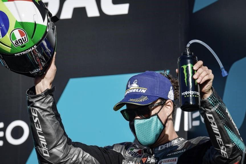 Morbidelli se sintió el piloto más débil al comienzo de la temporada