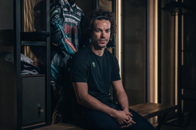 Franco Morbidelli renueva con el Petronas Yamaha SRT hasta 2022