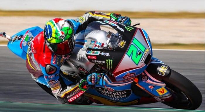 PL2 Gp Catalunya - In Moto2 comanda Morbidelli, in Moto3 Canet davanti a tutti