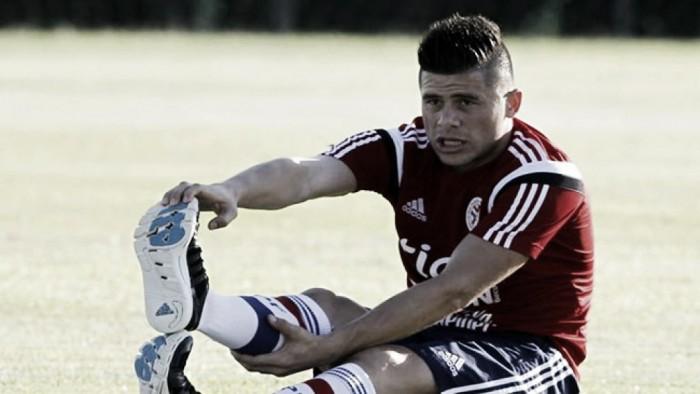 """Moreira: """"Quiero jugar en River"""""""