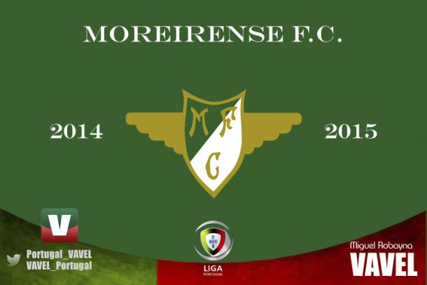 Moreirense 2014/14: de regresso para ficar