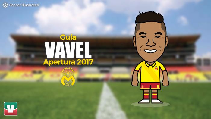 Guía VAVEL Apertura 2017: Monarcas Morelia