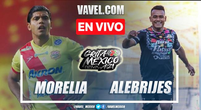Gol y resumen del Atlético Morelia 1-0 Alebrijes Oaxaca en Liga Expansión MX 2021