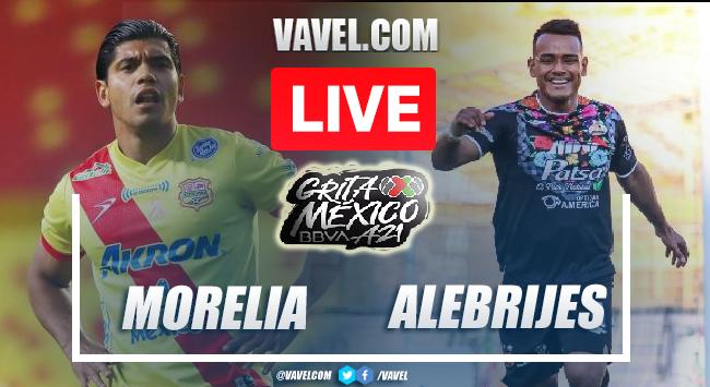 Goal and Highlights: Atletico Morelia 1-0 Alebrijes in Liga Expansion MX 2021