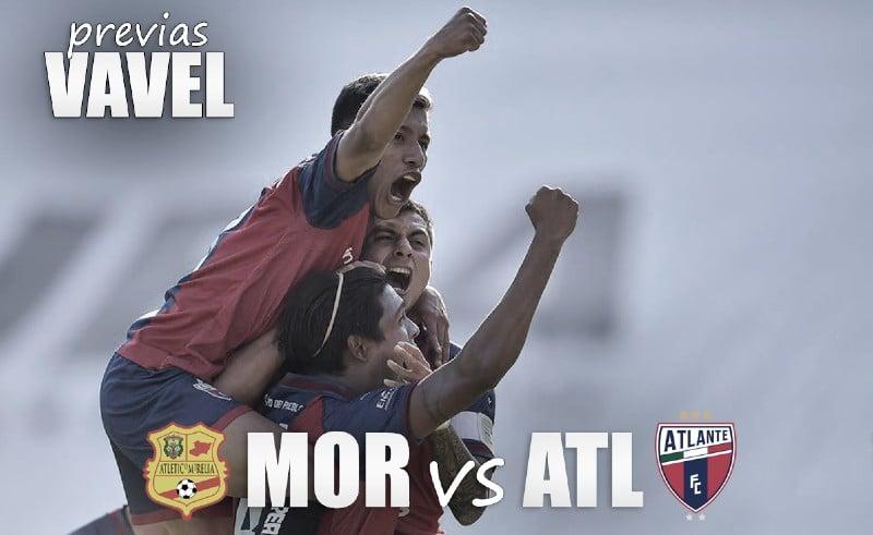 Previa Morelia vs Atlante: por el tercer triunfo seguido de visita