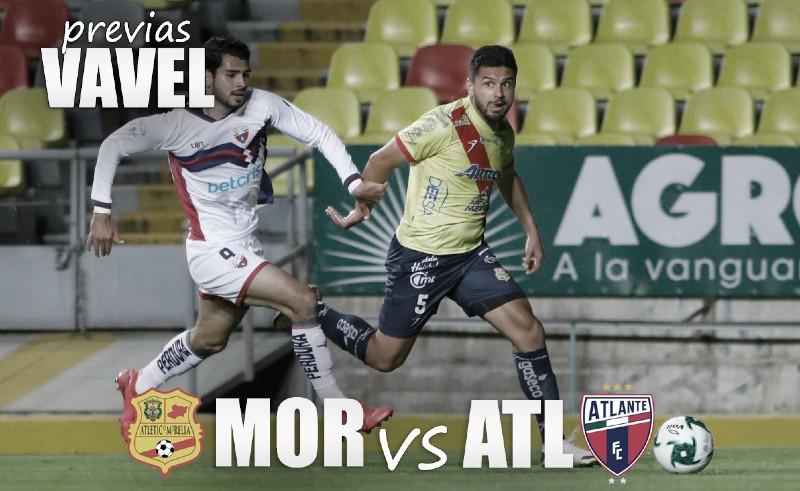 Previa Atlético Morelia vs Atlante: en búsqueda de la gran final