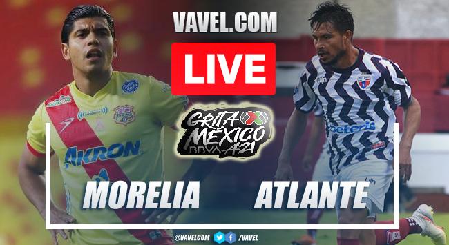 Goal and Highlights: Atletico Morelia 1-0 Atlante in Liga Expansion MX