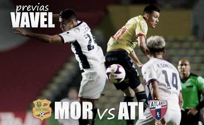 Previa Morelia vs Atlante: por el primer golpe en semifinales
