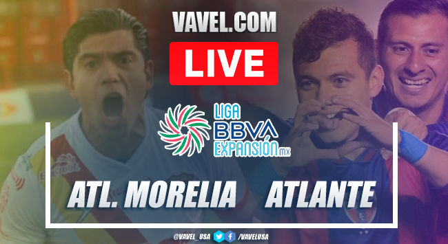 Goals and Highlights: Atletico Morelia 1-1 Atlante, 2020 Liga Expansión MX