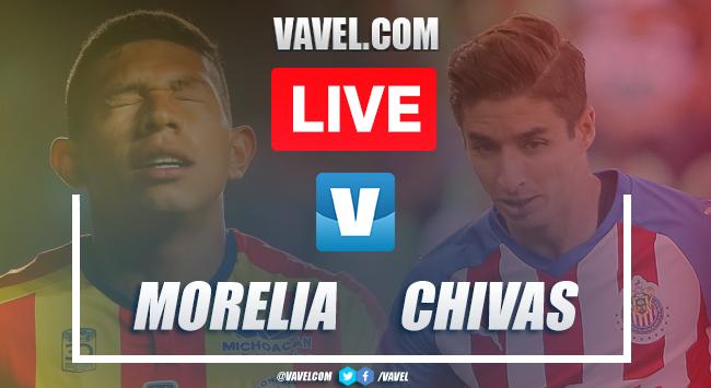 Monarcas Morelia vs Chivas Guadalajara: LIVE Stream Online and Score Updates (0-0)