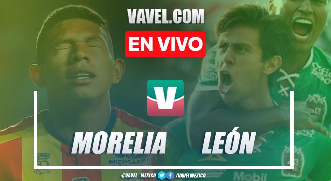 Goles y resumen: Monarcas 3-3 León en Liguilla Liga MX 2019