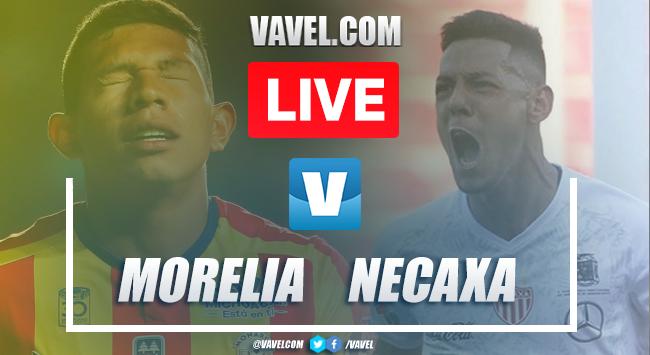Goals and highlights: Monarcas Morelia 2-3 Necaxa, 2019 Liga MX