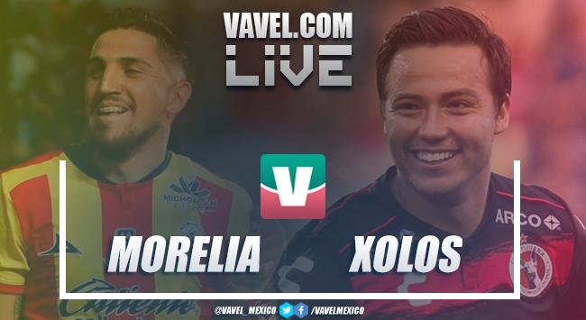Resultado Morelia 0-1 Xolos en Copa MX 2019