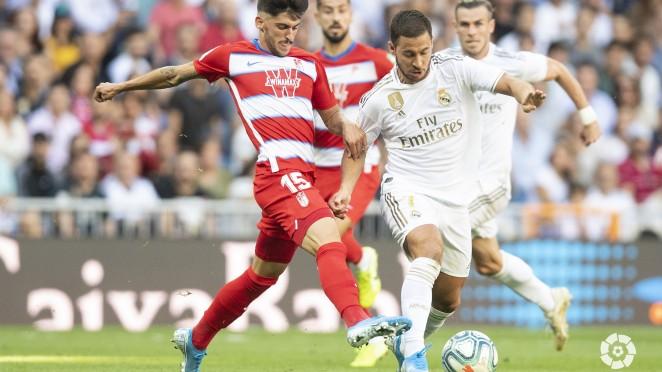 Previa Real Madrid - Granada CF: duelo de buenas dinámicas en Valdebebas