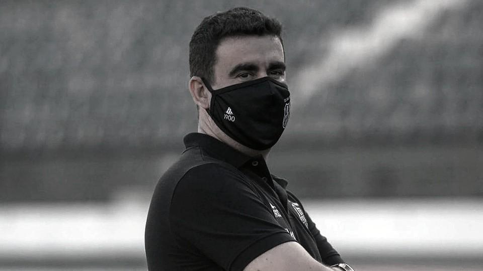 Fábio Moreno em Ponte Preta 2 a 0 Náutico (Foto: Divulgação / AA Ponte Preta)