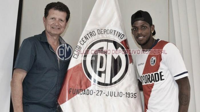 Sergio Moreno fue presentado como nuevo fichaje de Deportivo Municipal