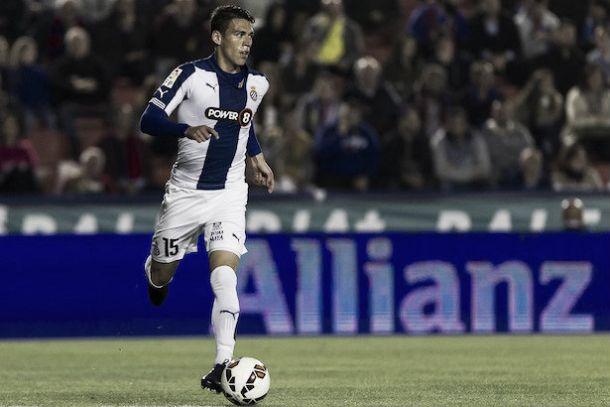Héctor Moreno, convocado por el Espanyol