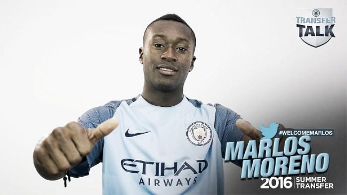 Manchester City acerta com atacante Marlos Moreno e o empresta ao Deportivo La Coruña