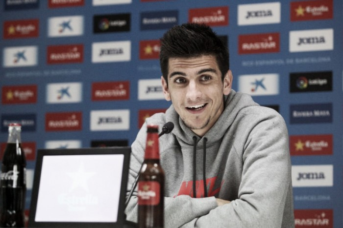 """Gerard Moreno: """"La reacción del equipo fue espectacular"""""""
