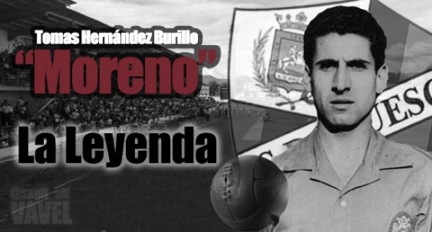 Moreno, la leyenda azulgrana