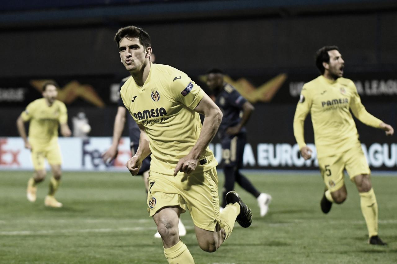 Villarreal vence Dinamo Zagreb na Croácia e abre vantagem na Europa League