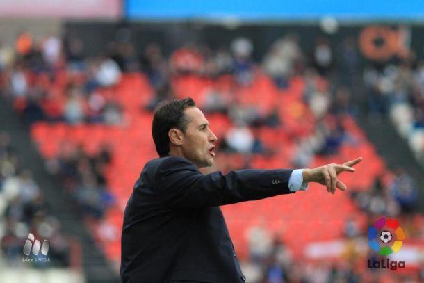 """Vicente Moreno: """"Le doy mucho valor a esta victoria"""""""