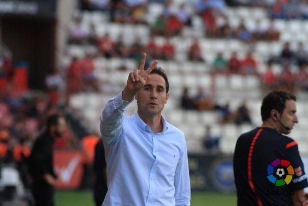 """Vicente Moreno: """"Hemos ganado a un muy buen equipo"""""""