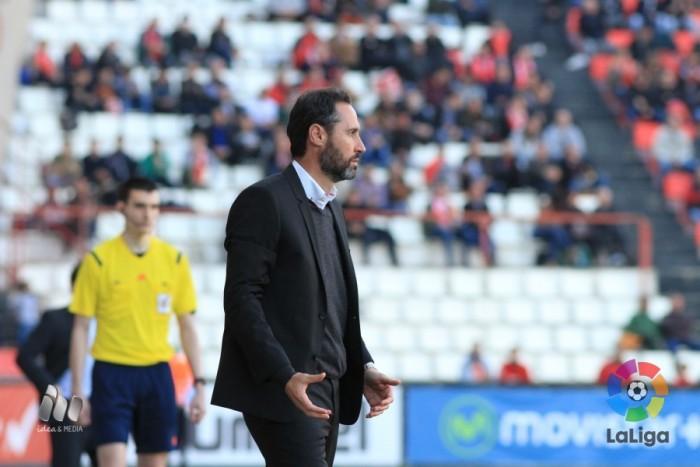 """Vicente Moreno: """"Los jugadores no se merecían este final"""""""