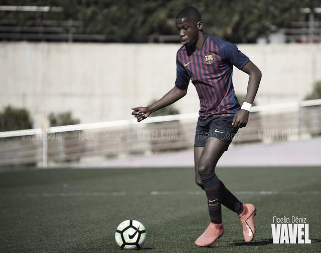 Ilaix Moriba, el todoterreno de 'Can Barça'