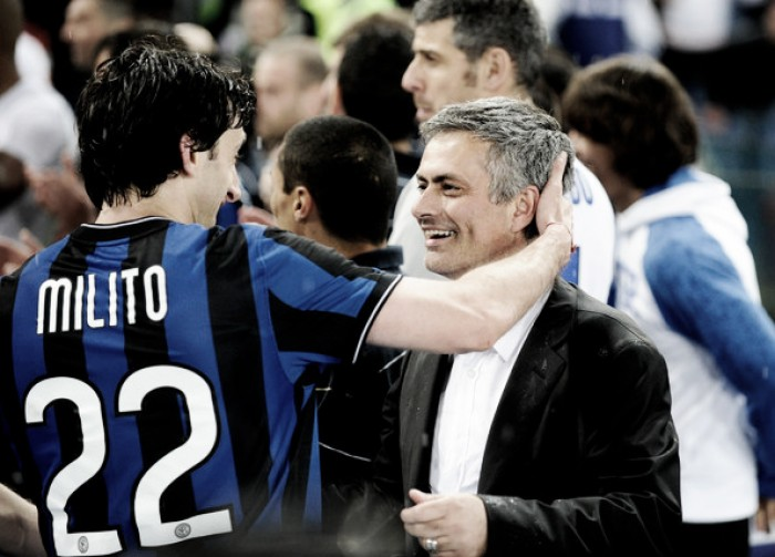 Mourinho needs enemies for success, insists Diego Milito