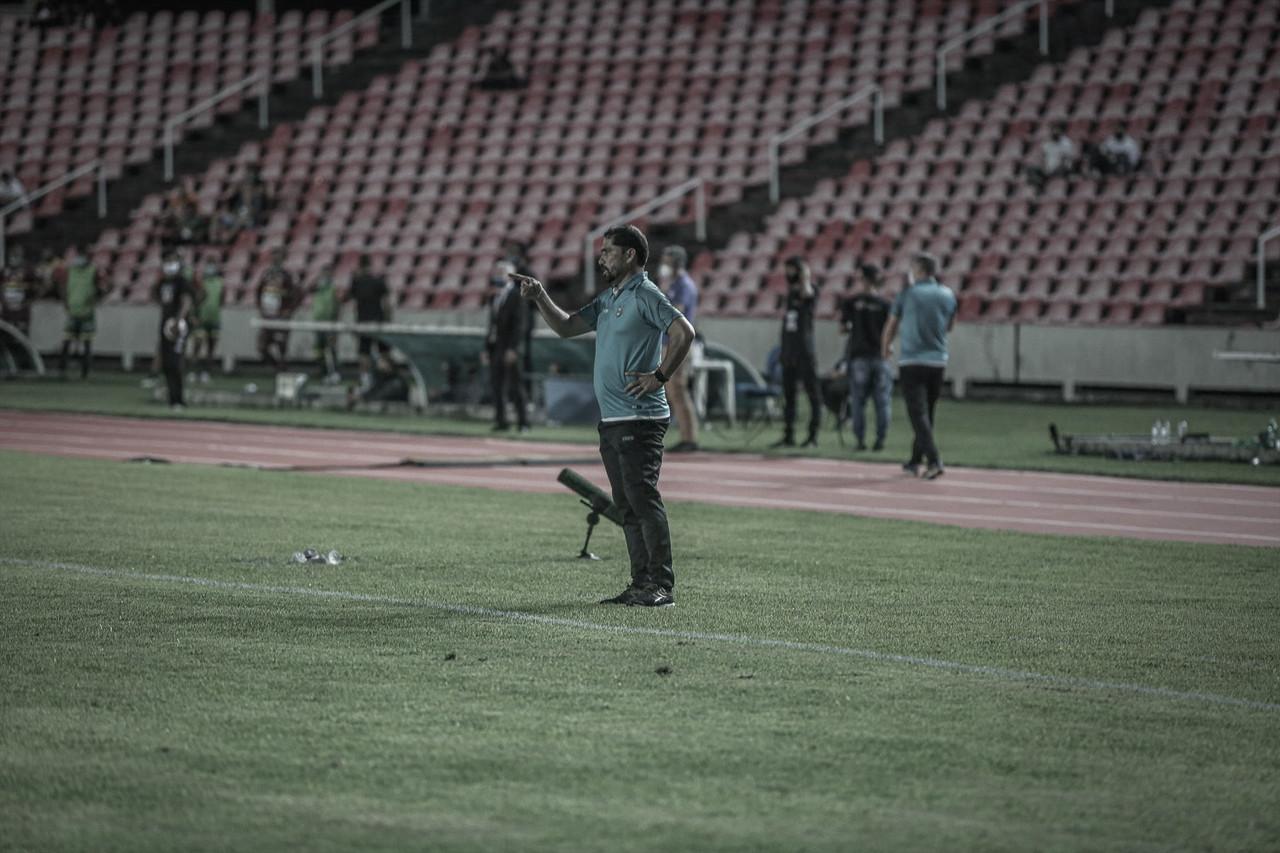 Morínigo se torna segundo técnico estrangeiro com maior número de partidas pelo Coritiba