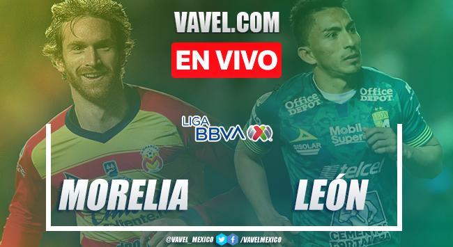 Goles y resumen: Monarcas Morelia 1-2 León en Liga MX 2020