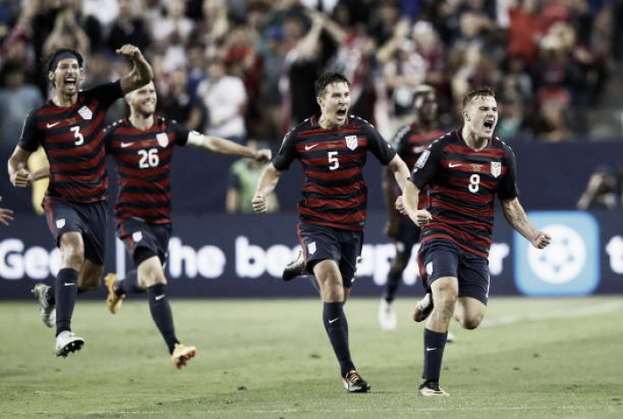 Late Jordan Morris strike lifts USMNT over Jamaica to win CONCACAF Gold Cup