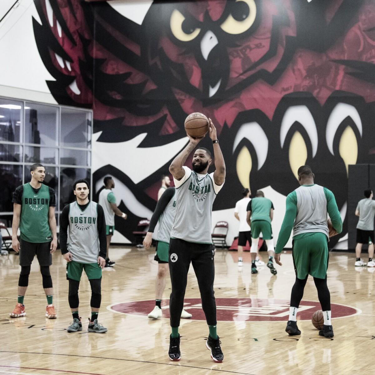 NBA - Boston verso gara-5: il controllo dei nervi e la carica di Morris