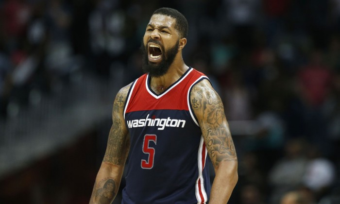 NBA - I Washington Wizards perdono Morris per un mese