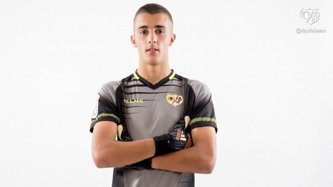 Miguel Ángel Morro convocado con la sub -19
