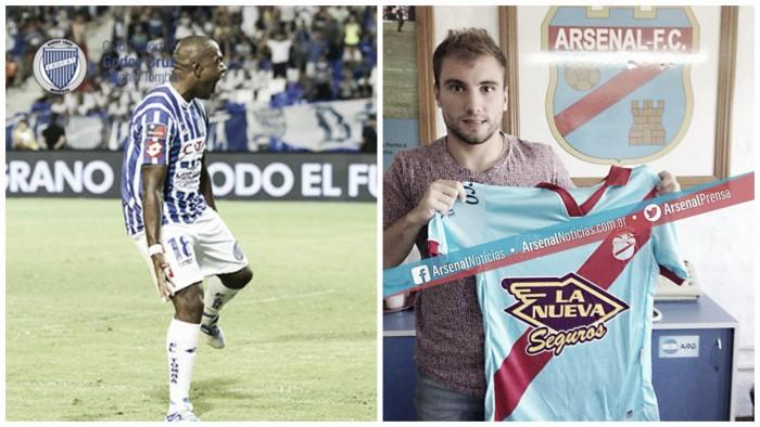 Cara a cara: García vs. Barbieri